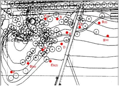 Abgeleitet von Bundes Gartenschau bilden B-Dur und g-Moll die Grundtonarten