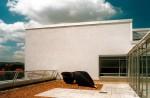 Ansicht auf der Dachterrasse der ENSO Hauptverwaltung