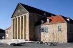 "Europäisches Zentrum der Künste, Festspielhaus Hellerau, Dresden<br/>Klangskulptur ""GEA"""