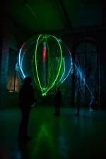 Jellyfish's glow